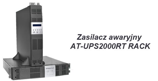Zasilacz awaryjny AT-UPS2000RT RACK